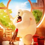 Hiro and Baymax by MaiaProductions