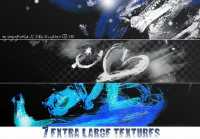 7 extra large textures - dark version by InTheDeepDark