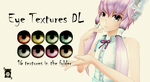 DOWNLOAD: Eye Textures By fkntsu by fkntsu