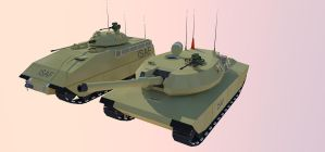 Mbt by kaasjager