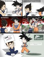 3 things saiyans should avoid by MamaCharms