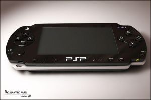 PsP 1 by Romantic-man