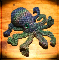 Bernesto, The Octopus by Siobhan68