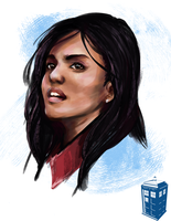 Martha Jones - Doctor Who by Kachumi