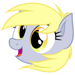 Derpy Hooves #2 by ZuTheSkunk