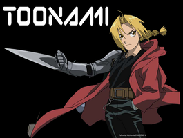FMA on TOONAMI by JPReckless2444
