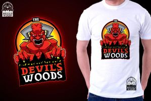The Devil's Woods by pho001boss