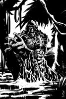 Swamp Thing by klaatu81