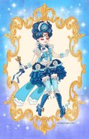 Rococo Sailor Mercury by aimeekitty
