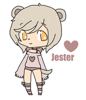 New baby-jester by Chibii-chii