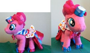 Pinkie Pie in Grand Galloping Gala Dress, Plush by TheEccentric-1