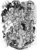 Official Fullmetal Kingdom Poster by 4xEyes1987