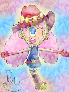 (UnPop'n) Fluffy little cowgirl [Pop'n Music] by the01angel