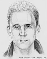 Tom Hiddleston by xxXeatyourkimchiXxx