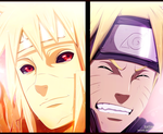Minato and Naruto - I know chapter 644 by Kortrex