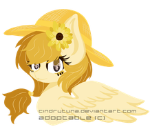 MLP - Adopt Sunny Side [CLOSED] by CindryTuna