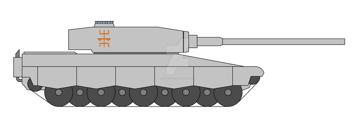 MBT Panther Ausf. A by IgnatiusAxonn