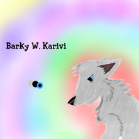 New OC Barky W. Karivi by shadowsrequests