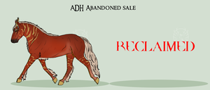 ADH Abandoned sale - closed by Jian89