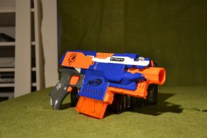 Nerf N-Strike Elite Stryfe (#1) by thetnknownbrony