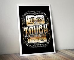 Thighs That Touch Art Print by roberlan