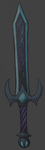 Cratered Blade by Terrormokes