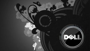 dell wallpaper bw by coolcat21