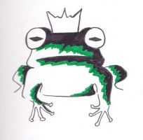 The Frog Prince 2 by jennyram0692