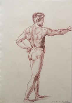 Copy of Raphael work by Artfoundry