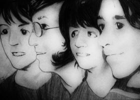 The Beatles by Definate-Maybe567