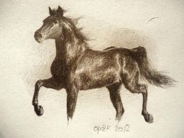 Horse by GreenBass