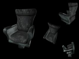 Captain's Chair by LadyD666