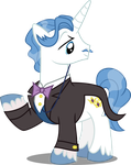 Vector #103 - Fancy Pants by DashieSparkle