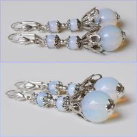 Opalite Earrings by borysbrytva