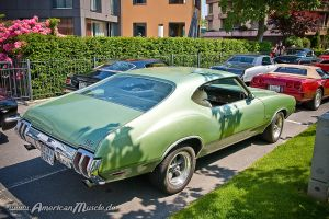 green 442 by AmericanMuscle