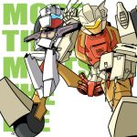 MTMTE: Rewind x Chromedome by Evelynism