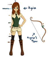 Kyria - Reference by Lil-Fwuffee-Kitty