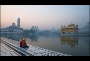 Golden Temple 1 by flemmens