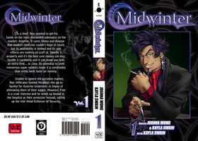 Midwinter - Vol. 1 Cover by Deus-Nocte