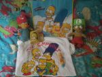 Simpsons Stuff I Got at NBCE by MarioSimpson1