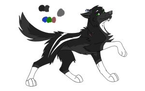 Superkooby's custom design commission zwei by Rolfwolf