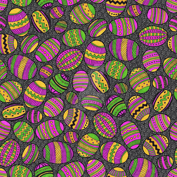 Painted Eggs by robyriker