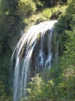 Marmore waterfalls by LolaIsHere