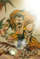 Kraven 3.0 by BLACKPANTHER67