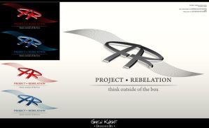 Project Rebelation Logo by GhenKnight