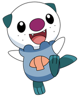 Shiny Oshawott by ryanthescooterguy