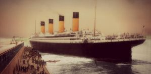 To Leave Forever by RMS-OLYMPIC