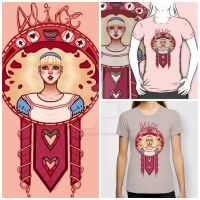 ALICE SHIRTS by Ealaincraft