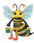 Bee- Scanned by EilaBlack
