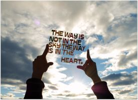 The Way by Poetically-Yours